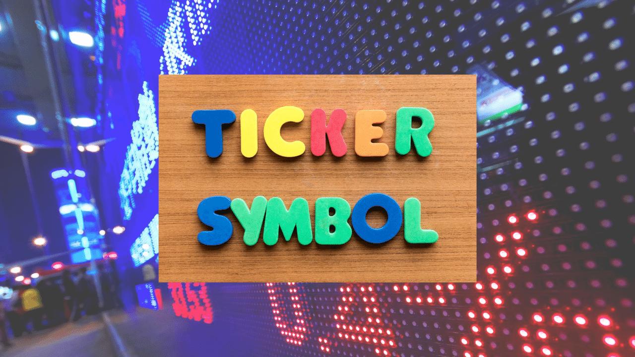 特徴的なティッカーシンボルを紹介!株価との関連性についても解説