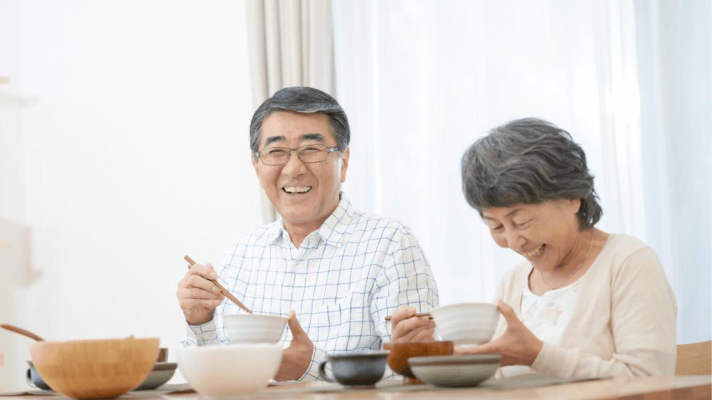 60歳以上のご夫婦
